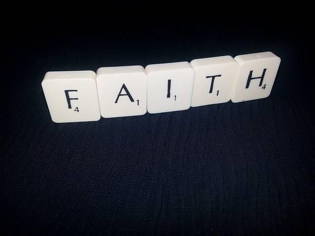 the word faith/divine certainty and God's voice